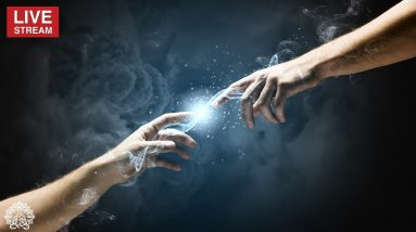 Gods Touch ✤ 963Hz Divine Healing Energy ✤ Connect With Spirit